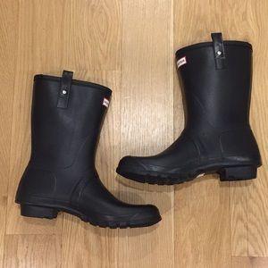 Black Hunter boot Sz M13/W14